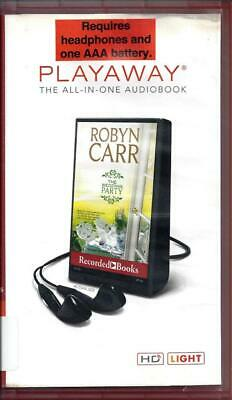 The Wedding Party by Robyn Carr & Therese Plummer Unabridged Playaway Audio Book