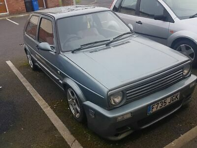 Volkswagen Golf Mk2-Spares and Repairs