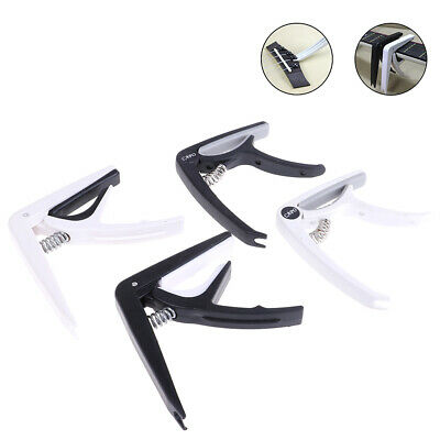 Quick Change Key Trigger Guitar Electric Acoustic Clamp Capo Electric Tune