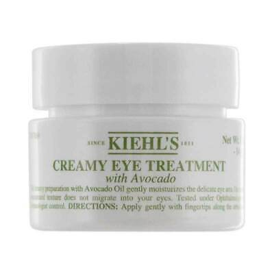 Kiehl's Creamy Eye Treatment with Avocado 0.5 oz - Factory Defect