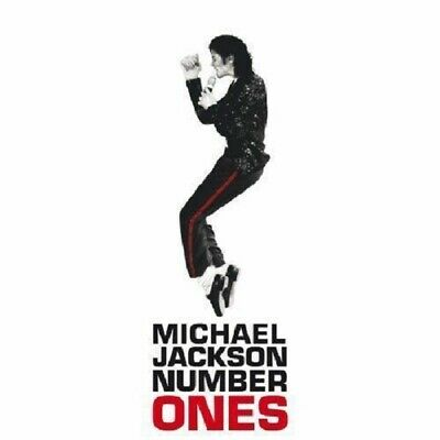 Michael Jackson Number Ones CD Thriller/Beat It/Billie Jean/Bad/Smooth Criminal+