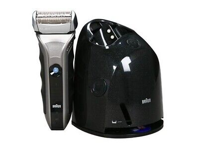 BRAUN 590cc-4 Rechargeable Clean & Renew Cordless Electric Shaver NEW