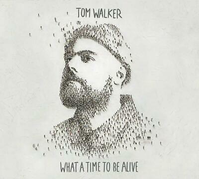 Tom Walker - What a Time to Be Alive CD NEU OVP