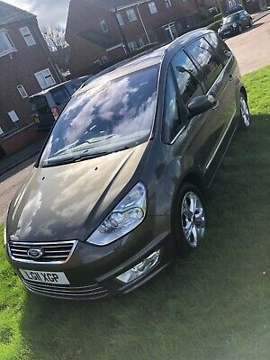 Ford Galaxy 2.0 TDCi Titanium X 7 seats