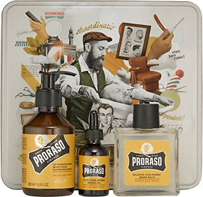 Proraso Kit Completo de Barba - 1 Pack