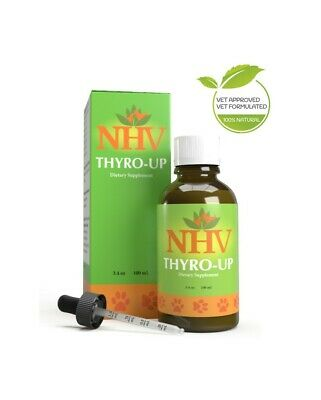 NHV Natural pet products - Thyro-up