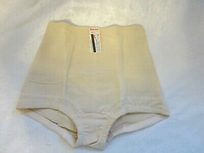 vintage Subtract panty girdle beige size 28 NEW with tags NOS