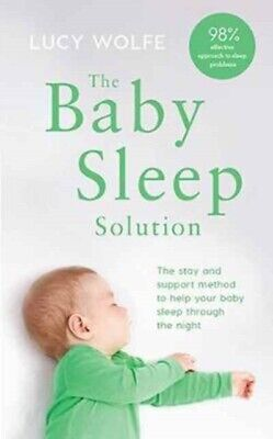 THE BABY SLEEP SOLUTION, Wolfe, Lucy S., 9780717171545