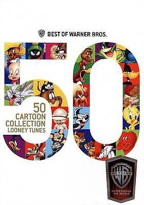 Best of Warner Bros.: 50 Cartoon Collection - Looney Tunes FACTORY SEAL NEW