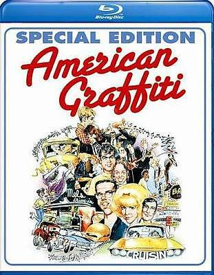 American Graffiti (Blu-ray Disc, 2011, Special Edition)NEW FACTORY SEALED CLASS