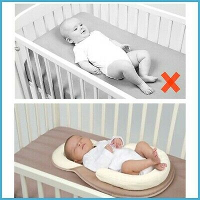 Baby Newborn Comfortable Bed Helps Sleep In A Good Position One Size Two Color