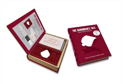 HANDMAIDS TALE DELUXE STATIONERY SET THE, Insight Editions