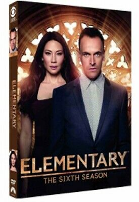 Elementary: The Sixth Season 6 (DVD, 2018 6-Disc Set) New w/ FREE Shipping!