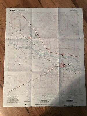Hatch New Mexico NM USGS Topographic Map Topo 7.5 Minute Doña Ana County Salem
