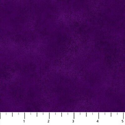 "Premium DEEP PURPLE Plain French 100/% Cotton Terry Jersey 70/"" Dress Fabric 1335"