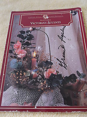Three Easy Floral Projects Joy of Creation Victorian Accents