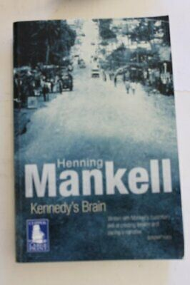 KENNEDY'S BRAIN [ LARGE PRINT ] By unknown