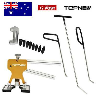Car Paintless Dent Repair Lifter Puller Hammer Tabs Removal Tool Hail Auto Kits