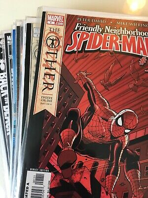 Friendly Neighborhood Spider-Man 1-24 plus Annual Complete