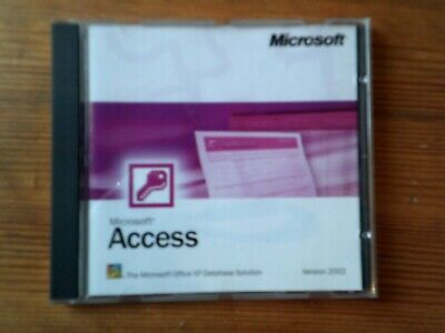 MICROSOFT OFFICE ACCESS + XP PROFESSIONAL inc WORD_POWERPOINT_EXCEL_PUBLISHER
