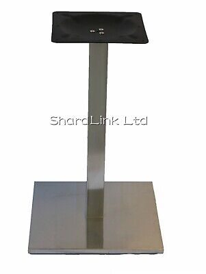 Stainless Steel Table Base for Restaurant Cafe Club Pub Legs