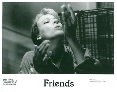 """A scene from the film """"Friends"""". - Vintage photo"""