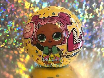 SEALED!! LOL Surprise! Series 3 Wave 1 Confetti Pop Tots- 1 BALL - Authentic MGA