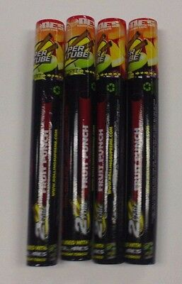 4 Cyclones Wraps Fruit Punch Pre Rolled Cones Cigarette Rolling Papers