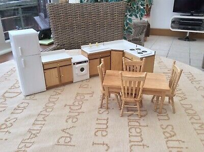 1/12 dolls house furniture kitchen