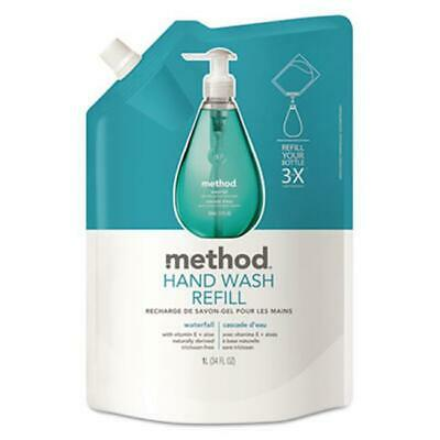 Method Products 01181 Gel Hand Wash Refill Waterfall - 34 oz.