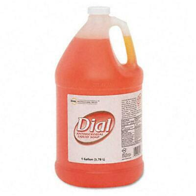Dial 88047EA Liquid Gold Antimicrobial Soap Unscented Liquid 1gal Bottle