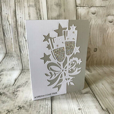 Metal Cutting Dies DIY Scrapbook Embossing Die Stencils Album Card Paper Craft