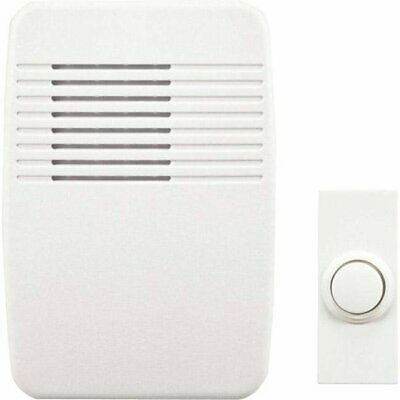 Heath-Zenith Wireless Door Chime - SL-6166-C