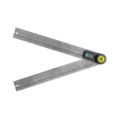 General Tools 823 10 in. Ultra Tech Digital Angle Finder Rules