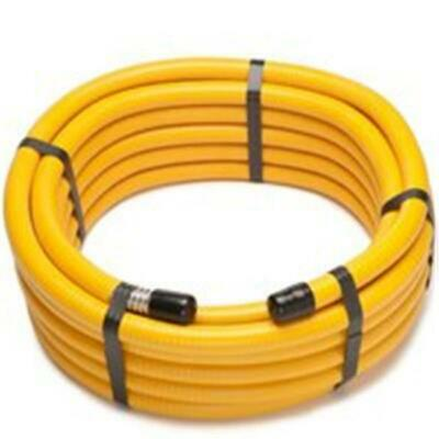 Pro-Flex PFCT-1275 0.5 in. x 75 Ft. Coil Corrugated Stainless Steel Tubing Hose