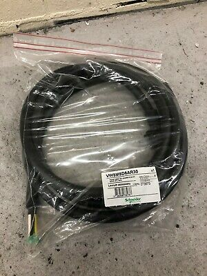 Schneider Lexium Servo Motor Cable 6mm with connector Brand new!!!