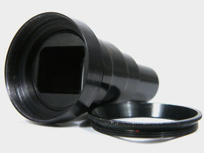 Rare 8mm ANAMORPHIC PROJECTION LENS NIce!