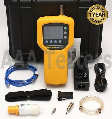 Fluke 983 Particle Counter Air Quality Meter HVAC IAQ