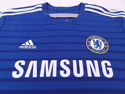 Chelsea Fc Adidas Football Shirt Size 2Xl