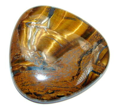 Natural Amazing golden tigers's eye 25.5ct loose stone from SilverRush Style