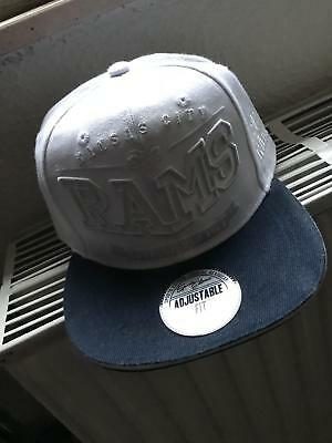 Noname Cap Weiss White New Yorker