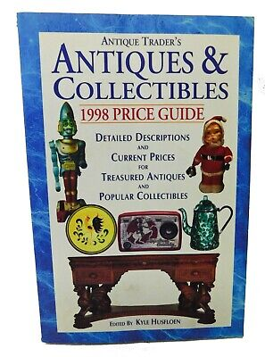 Antiques and Collectibles Price Guide, 1998 (1997, Paperback, Revised)