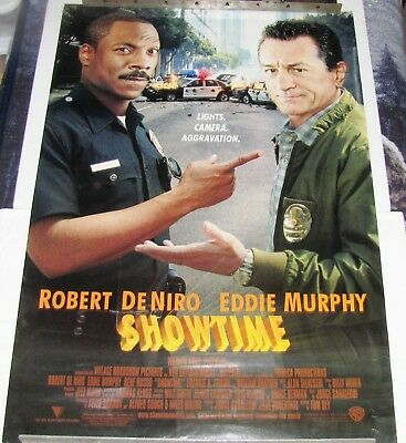 "2002--Showtime--2 Sided--Movie Theater Poster--40""X27""--Robert De Niro"