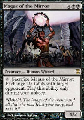 Magic: The Gathering, MTG) MAGUS OF THE JAR X4 4 4X Time Spiral MTG Magic the Gathering DJMagic kaartspellen