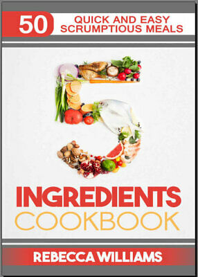 5 Ingredients: Quick and Easy Food  2019  009IP &🔥 delivery By Email🔥
