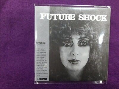 Future Shock / Same Self Title St S.t Mini Lp Cd New Sealed Cirkus