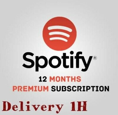 Spotify Premium ⭐1 year  ⭐INSTANT DELIVERY ⭐