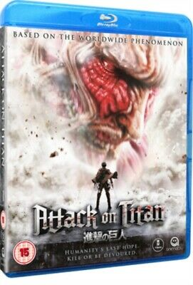 Attack on Titan: The Movie - Part 1 [Blu-ray]