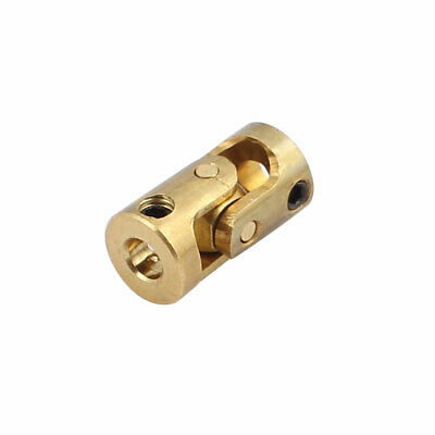 3.0mm to 3.0mm Inner Dia Rotatable Universal Metal U Joint Coupler