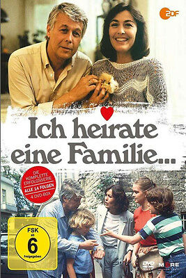 Complete Box Set I Marry a Family Peter Preserving Tv Series 4 DVD New